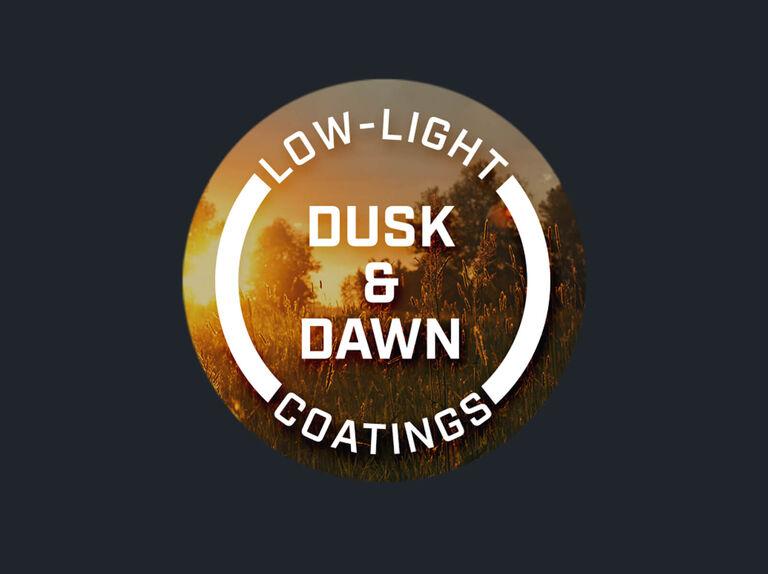 Brighter at Dusk & Dawn