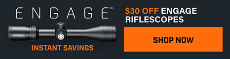 Engage Riflescopes Instant Savings