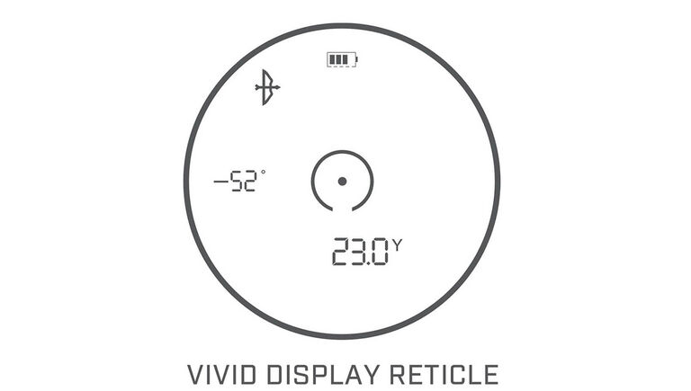Vivid Display Reticle