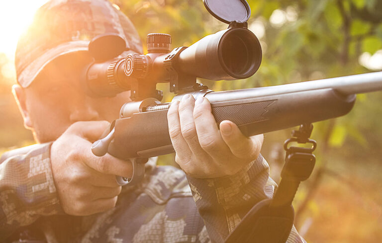 Bushnell Riflescopes