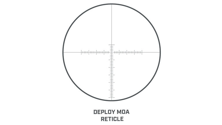 Deploy MOA Reticle