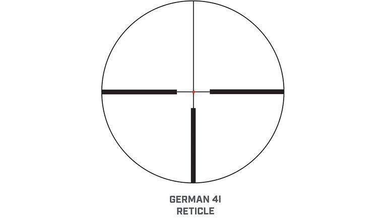 German #4 Reticle