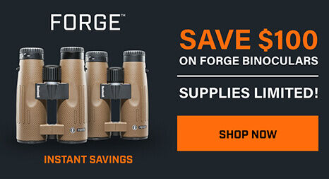Forge Binoculars Instant Savings