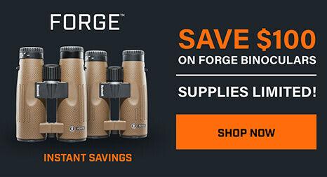 Forge Binoculars Instant Savings