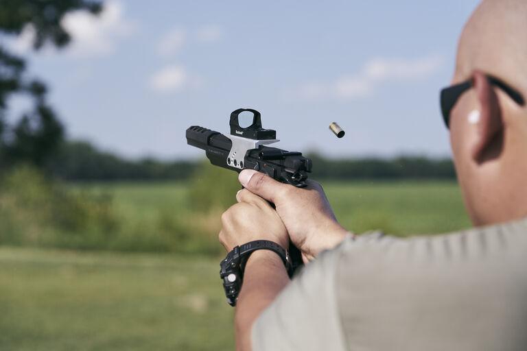 First Strike 2.0 on pistol