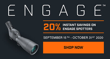 Engage Spotting Scopes Instant Savings