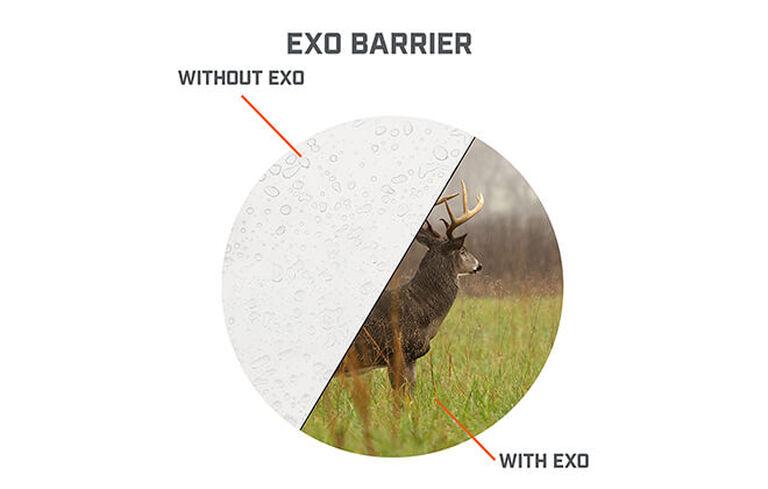View of buck demonstrating EXO Barrier technology