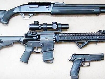 Pistol vs. Rifle vs. Shotgun: What's the Difference?