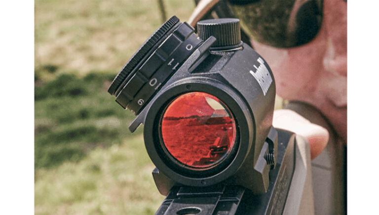 Bushnell TRS-25 Lenses