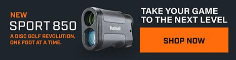 New Sport 850 Laser Rangefinder