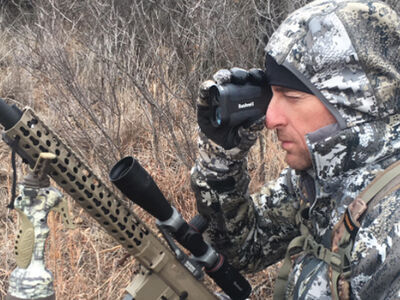 Determining Holdover Value with your Rangefinder