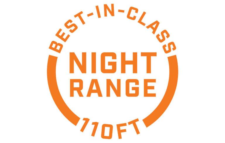 Best in Class Night Range 110ft