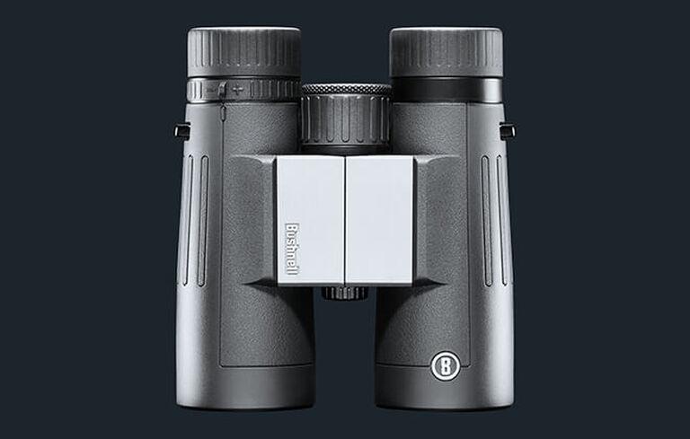 Top detail shot of Powerview 2 Binoculars