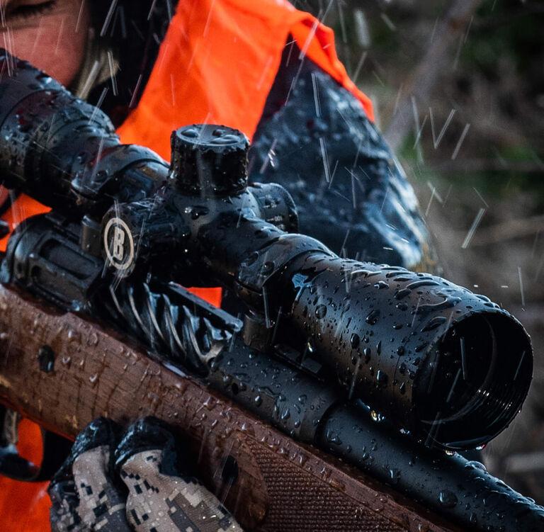 Bushnell Nitro Riflescope