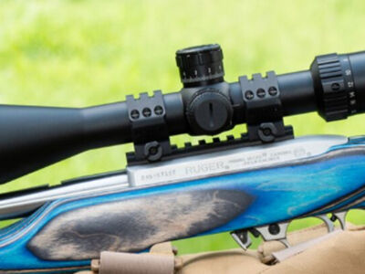 How to Properly Mount a Scope and Adjust It for Competitive Shooting