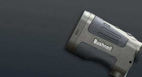 Prime 1300 Rangefinder on dark background