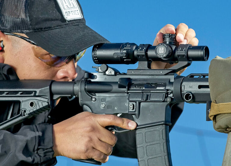 AR Optics Promotion