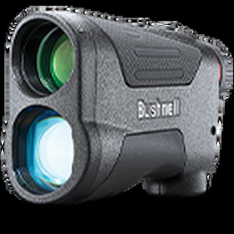 Bushnell Laser Rangefinder on transparent background