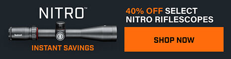 Nitro Riflescopes Instant Savings