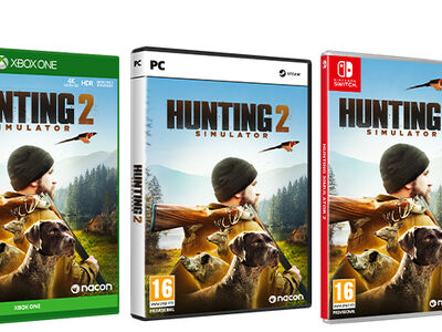 Hunting Simulator 2: Available NOW