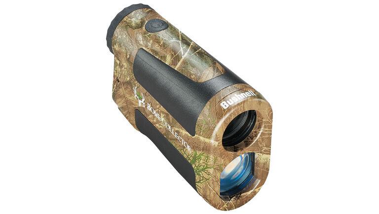 Three quarter view of the BoneCollector 850 Laser Rangefinder