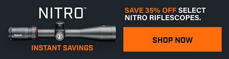 Nitro Riflescopes Instant Savings