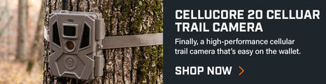 Finally, a high-performance cellular trail camera family that's easy on the wallet.