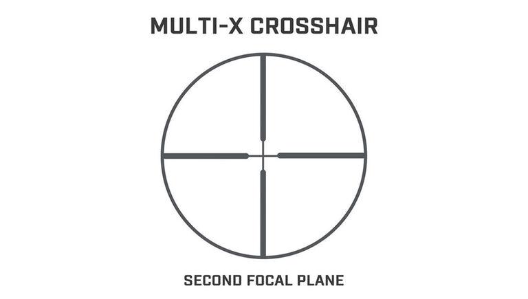 Multi-X Reticle