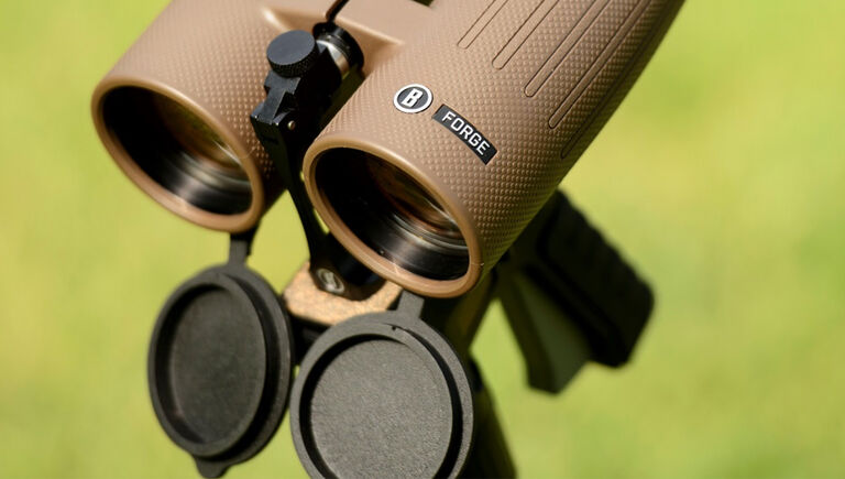 Bushnell Forge 15x56 Lens Caps