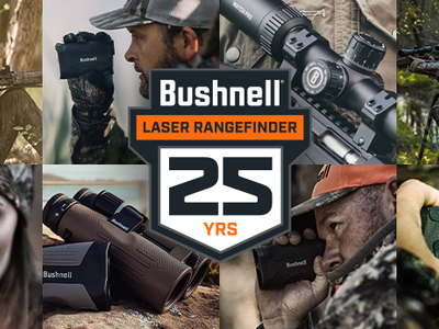 25 Years of Accuracy: What Was Your First Bushnell Laser Rangefinder?