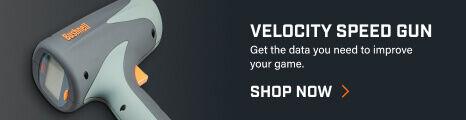 Velocity Speed Gun on dark background