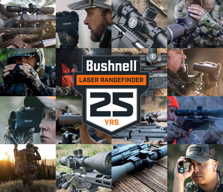 Collage of Bushnell images