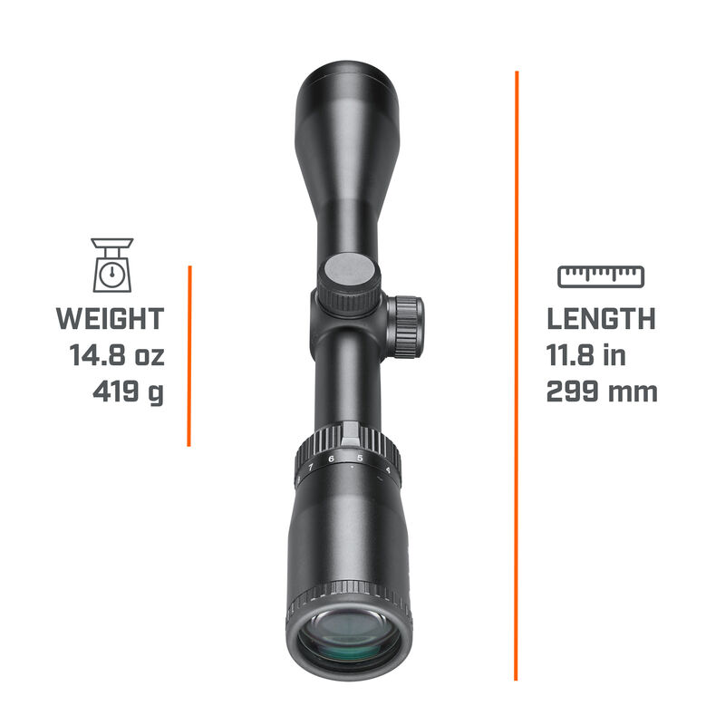 Trophy XLT 3-9x40 Riflescope