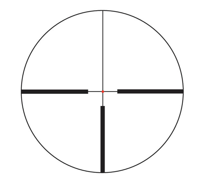 Engage 3-12X56 Riflescope German No. 4 Reticle
