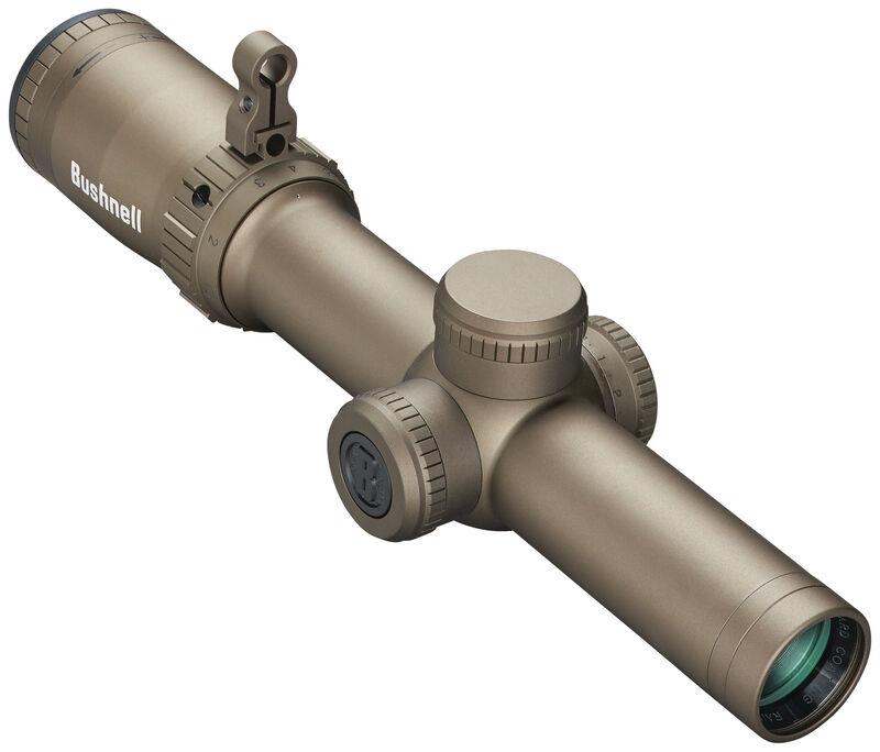 1-6.5x24 Elite Tactical SMRS II Pro Riflescopes