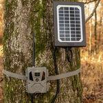 Trail Camera Solar Panel