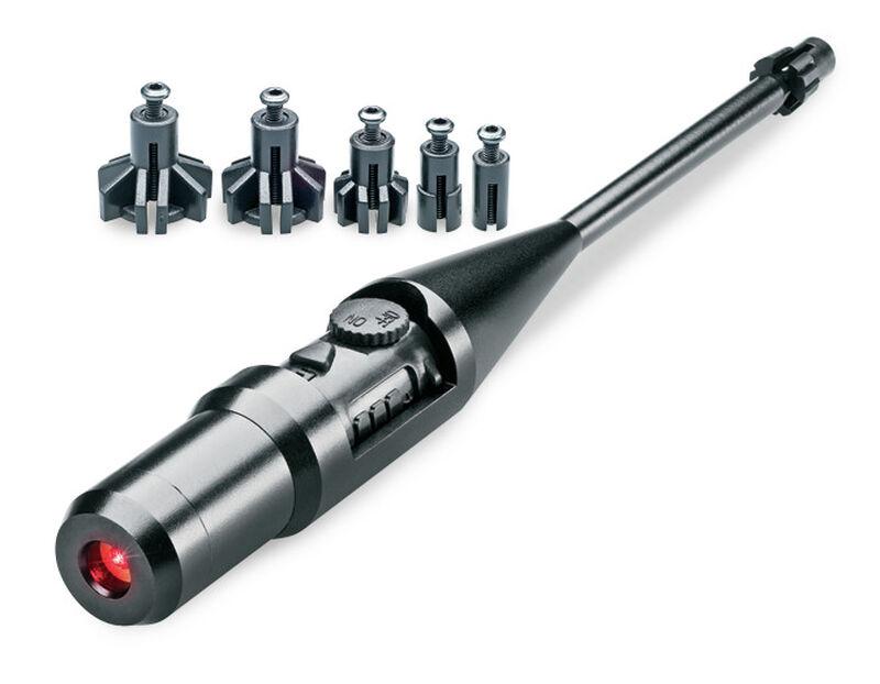 Laser Bore Sighter .22-.50 Caliber