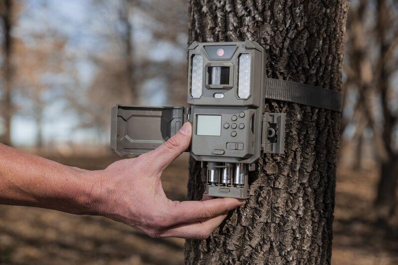 Prime Low Glow Trail Camera