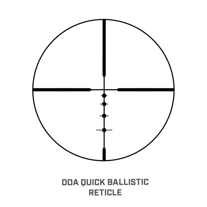 Banner 2 6-18x50 Riflescope