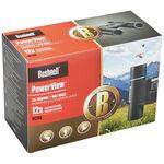 PowerView® Roof Prism Compact Binocular 12x25