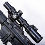 AR Optics® 1-6x24 Illuminated Riflescope