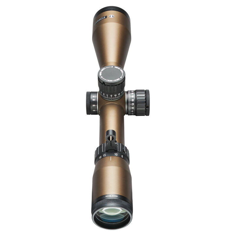 Forge 3-18x50 Riflescope Deploy MIL FFP