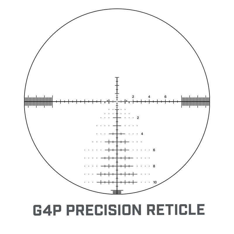 Elite Tactical 3.5-21x50 DMR3 Riflescope G4P Reticle