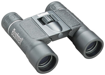PowerView Roof Prism Compact Binocular 10x25