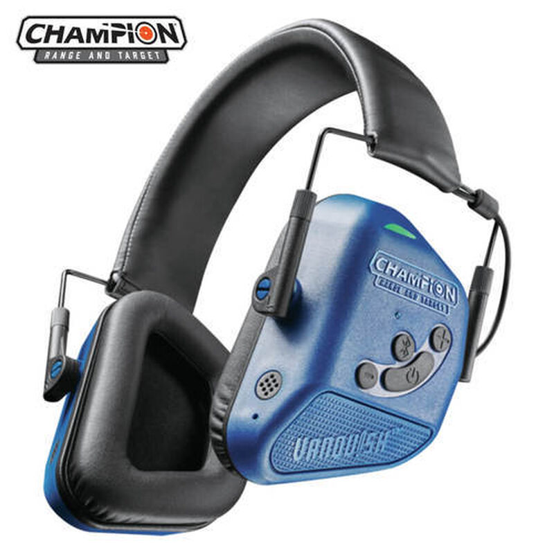 Vanquish Pro Electronic Hearing Protection