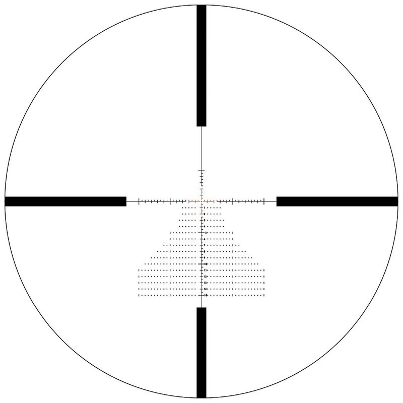 Match Pro 6-24x50 Riflescope