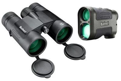Prime 10x42 Binoculars & 1300 Laser Rangefinder Combo