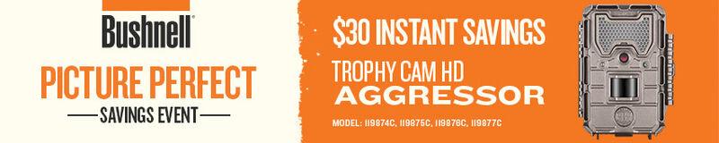 Trophy® Cam HD Aggressor No-Glow