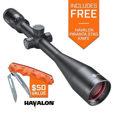 Prime Riflescope 6-18x50