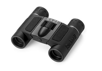 PowerView Roof Prism Compact Binocular 12x25